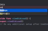 xcode预览结构界面方式先容
