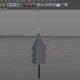 C4D确立树木模子步骤先容