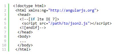 怎么测试IE浏览器对JavaScript的AngularJS的兼容性?测试技巧分享