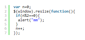 IE7浏览器窗口大小改变事件执行多次bug及IE6/IE7/IE8下resize问题怎么解决?解决方法分享