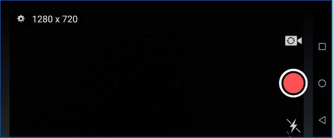 巧影设置摄像分辨率的具体流程介绍