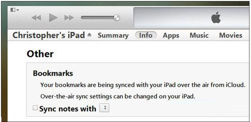 怎么在iPad或iPhone上同步任意一款浏览器的书签?(如IE浏览器或Firefox浏览器)解决方法分享