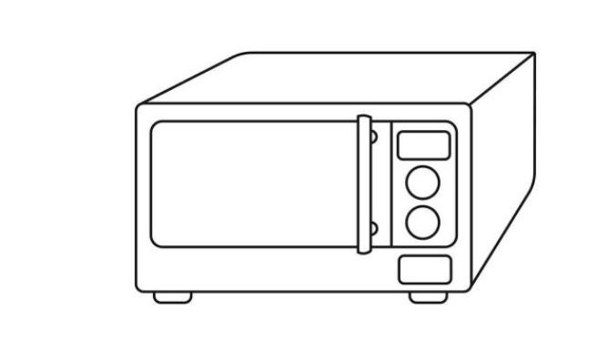 qq画图红包烤箱怎么画?QQ画图红包烤箱画法分享